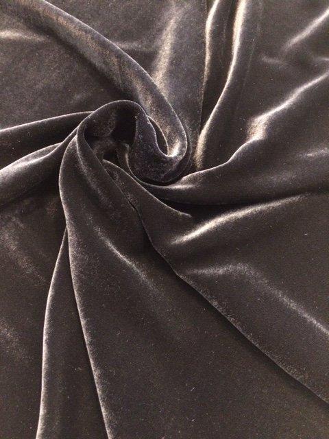 Black Silk Velvet