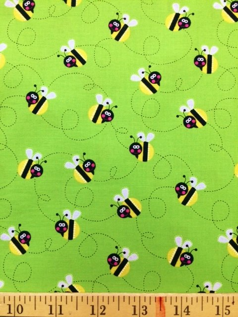 Sunshine Day Bumble Bees