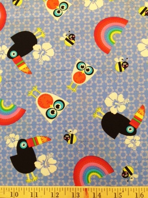 Sunshine Day Toucans