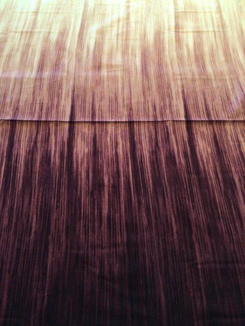 Radiant Gradient Stripe in Victorian Rose