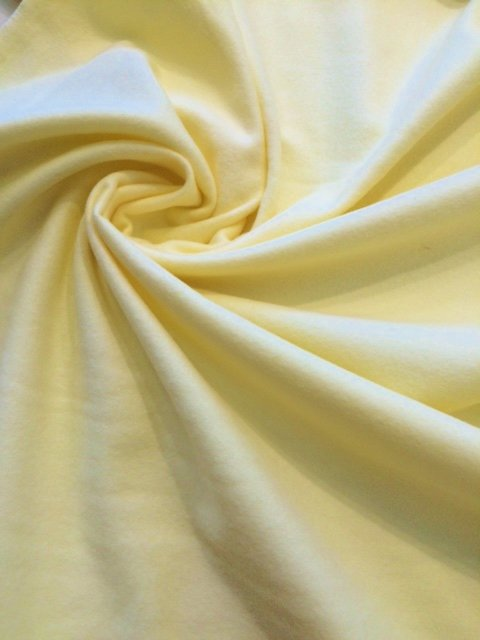Yellow Cotton Flannel