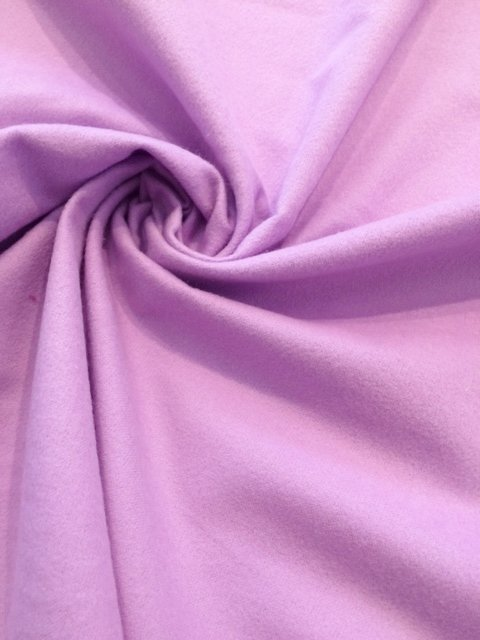 Lavender Cotton Flannel