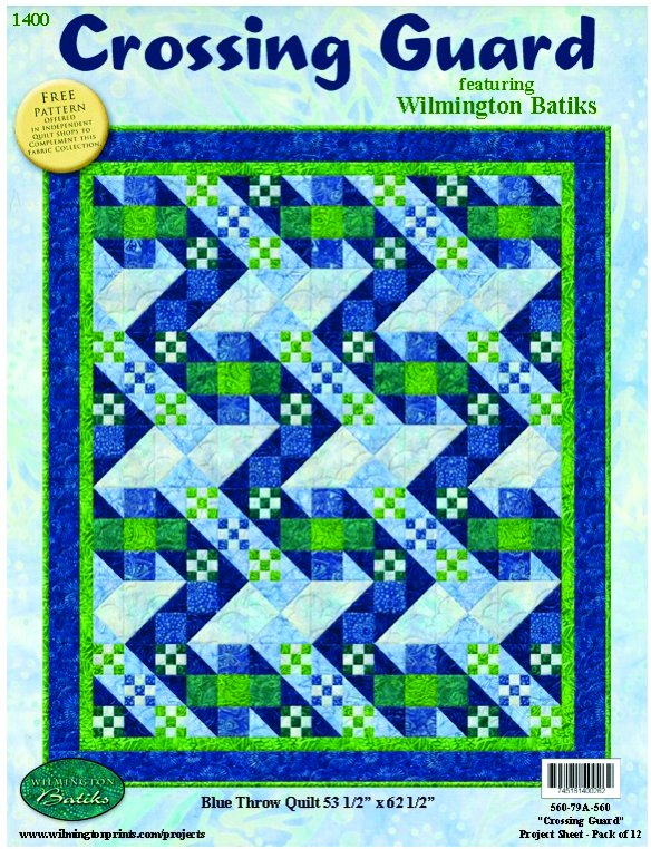 Crossing Guard Quilt Kit