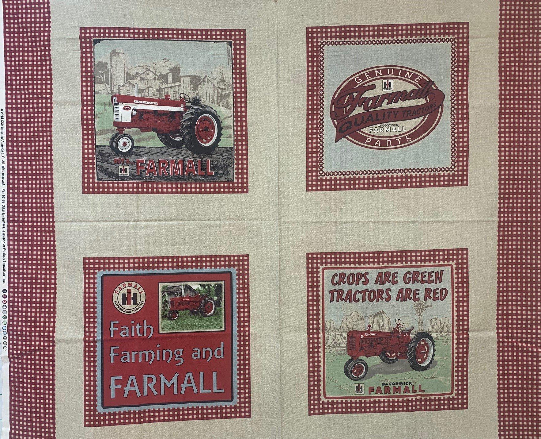 Farmall Pillowcases