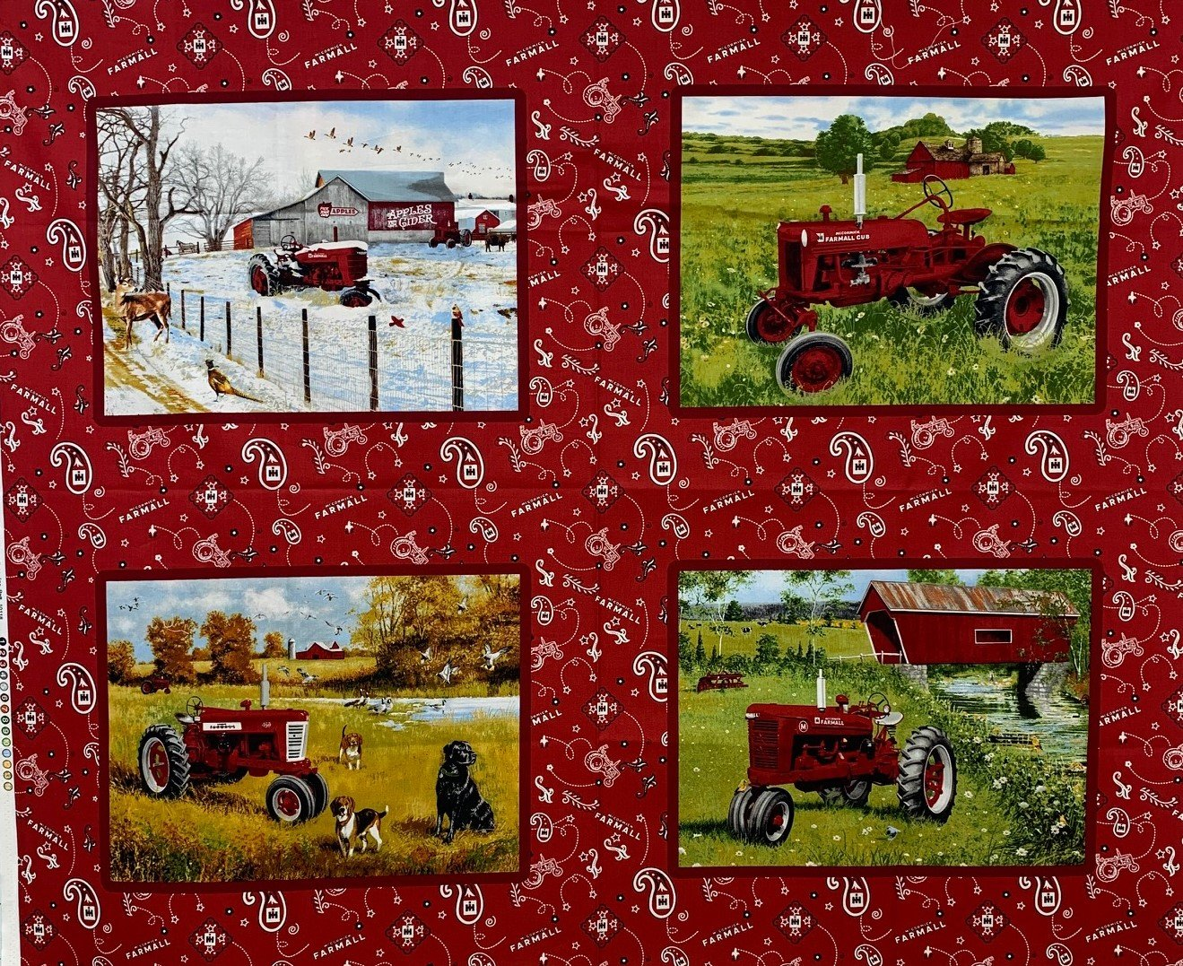 Farmall Placemats
