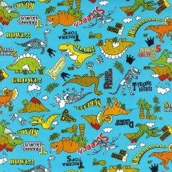 Kokka, Petit Ecole,Dinosaur, Oxford, KOKYKA-79000-4-C