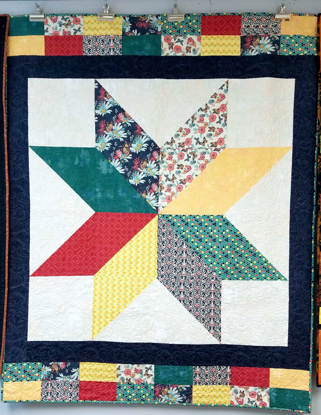 Monarch Grove Quilt Kit