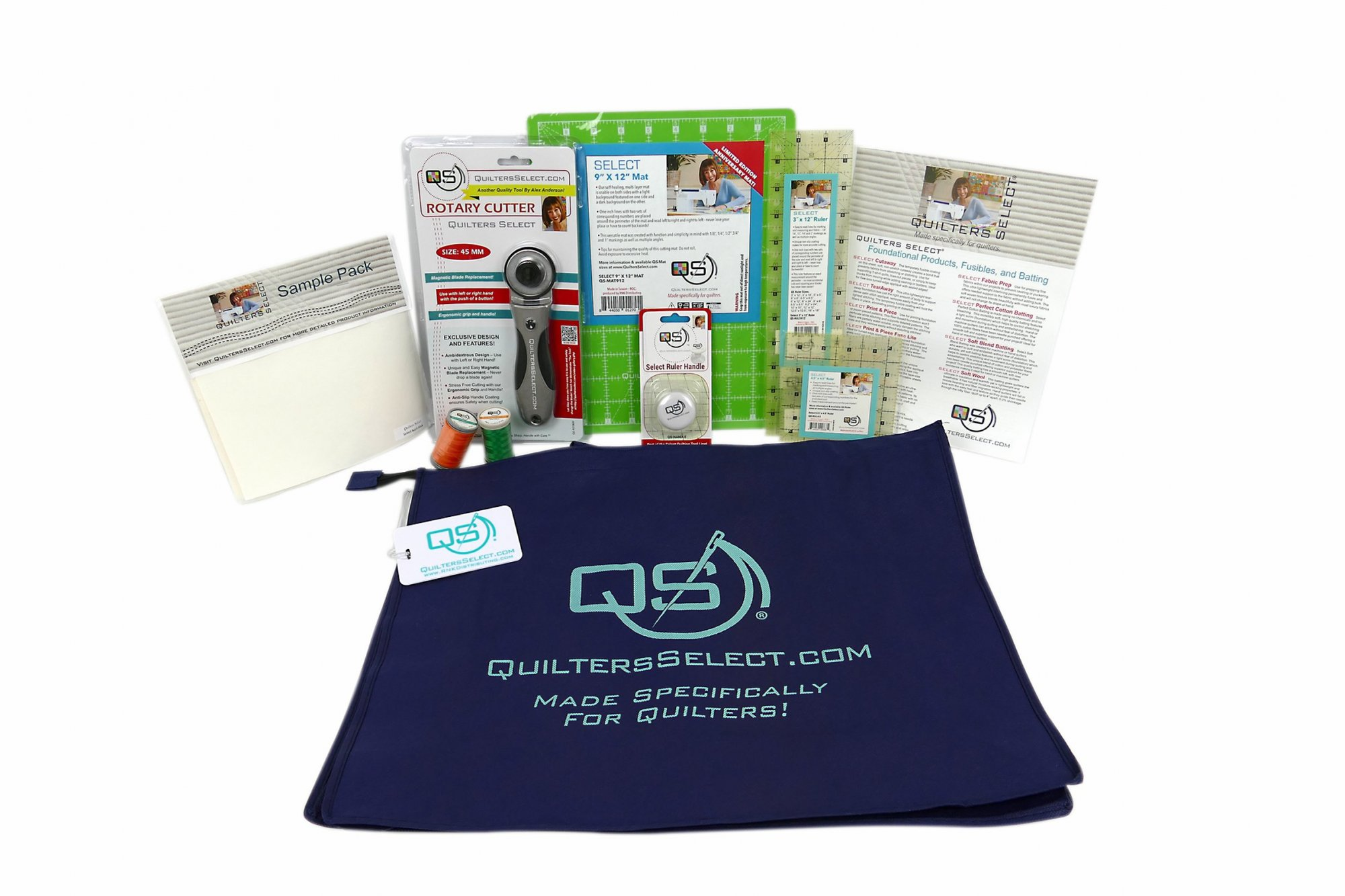 Quilter's Select Anniversary Tote Bundle