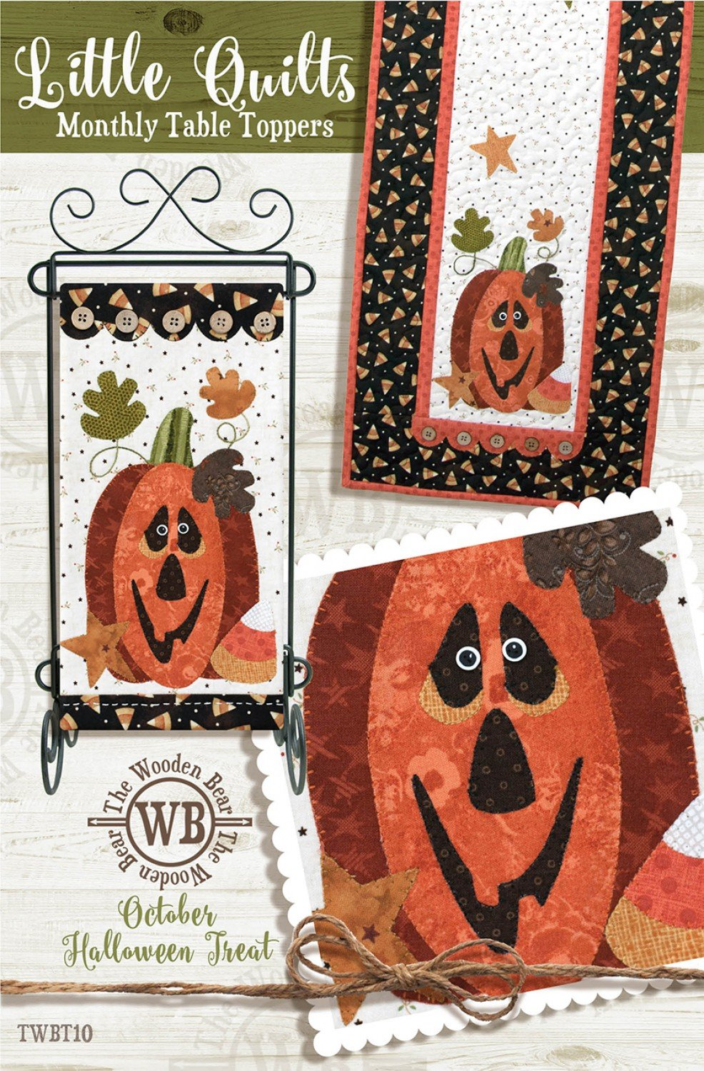 Little Quilts October
