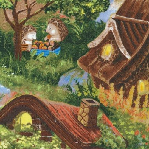 Village Master Hedgehog