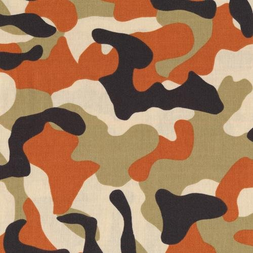 Defenders Of Freedom Camo Orange/Tan*