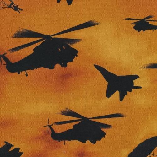 Defenders Of Freedom Air Craft Orange/Dk Tan*