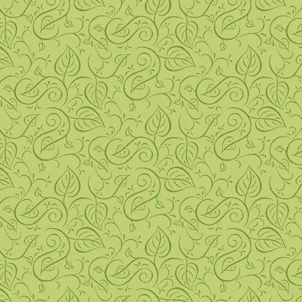 Green Leaves - My Sunflower Garden
