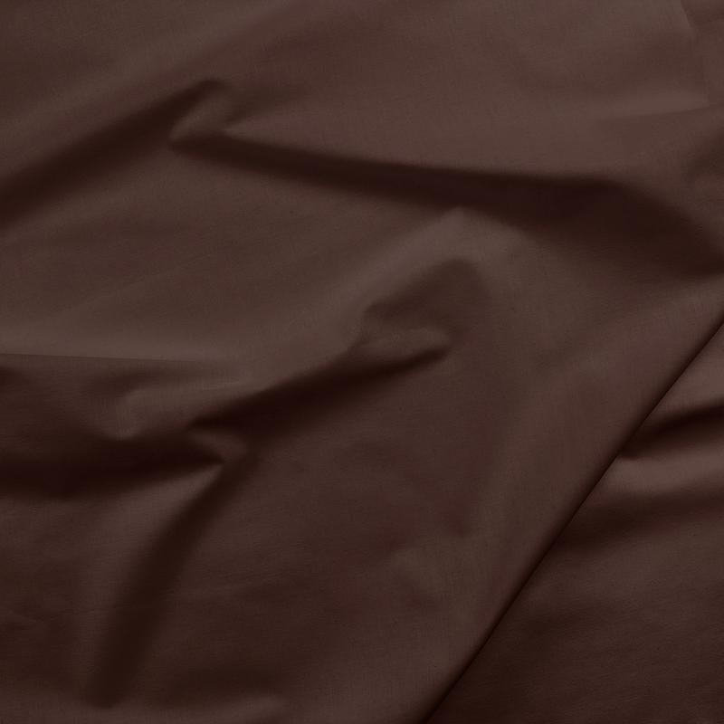 Brown 118 Cotton Sateen 300ct