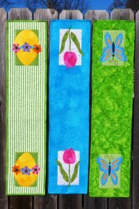 Simple Spring Runners Pattern Bloomin Minds