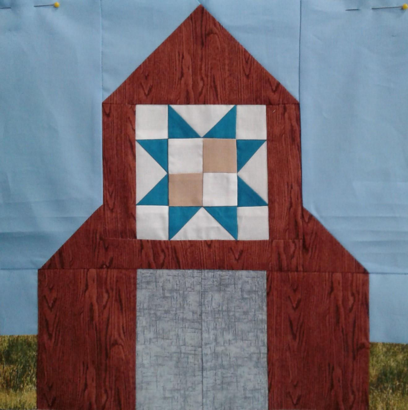 Barn Block #1 Kit