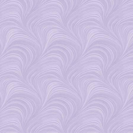 Wave Texture Purple 108 Wide Back