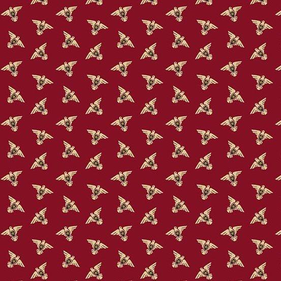Reveille Shields Red