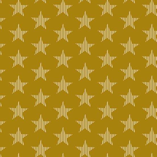 Reveille Stars Gold