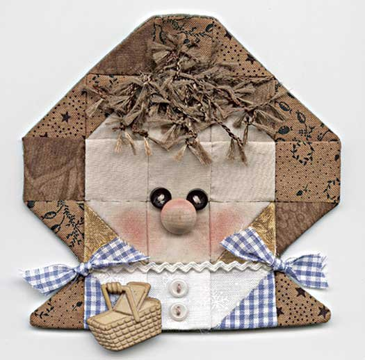 Country Girl Ornament Kit*