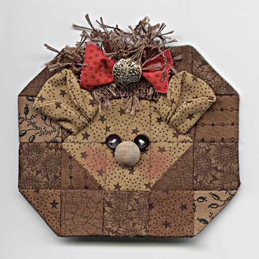 Lion Ornament Kit Happy Hollow