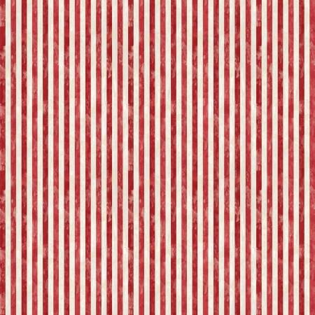 Stripe Red White America, My Home