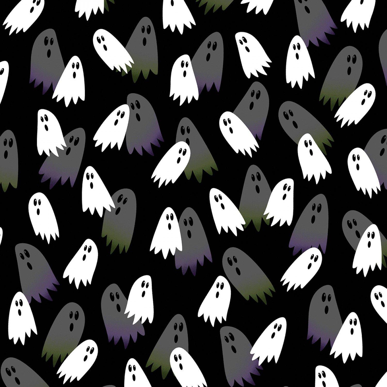 Ghostly Glow Black Glow in the Dark