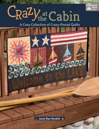 Crazy At The Cabin Book