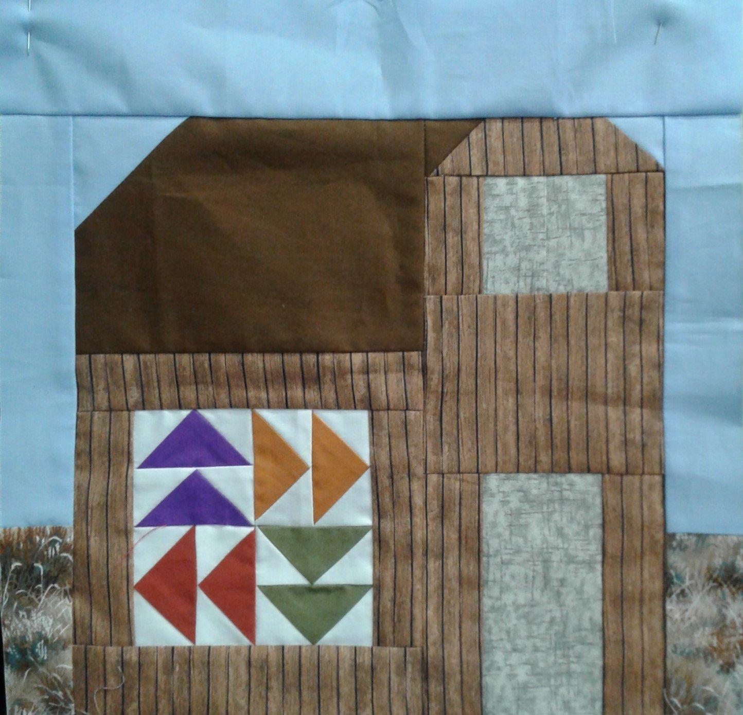 Barn Block #2 Kit