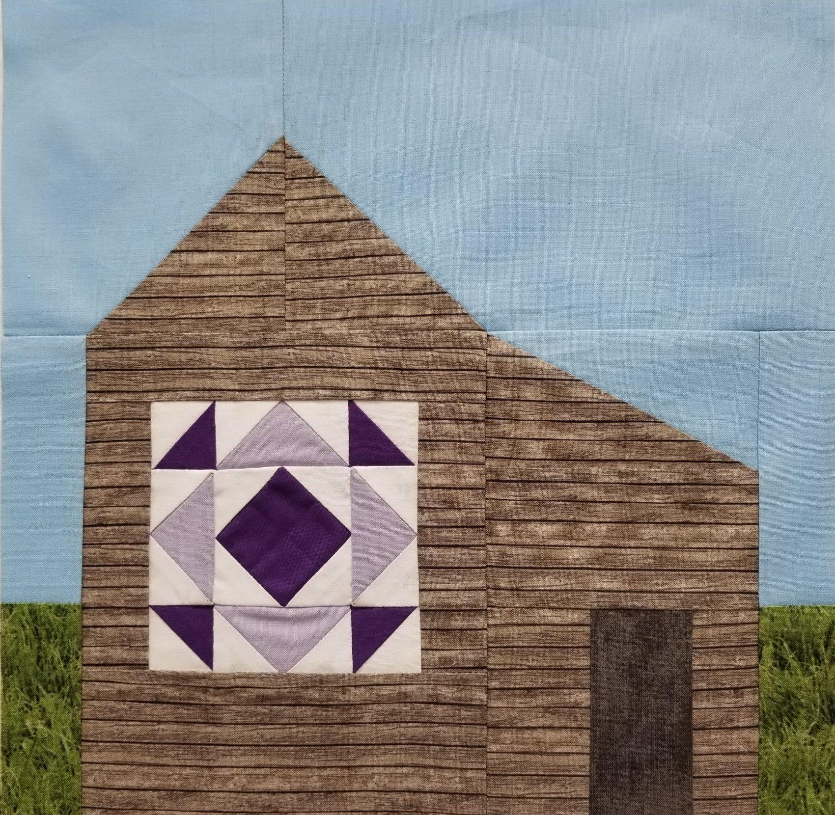 Barn Block #10 Kit