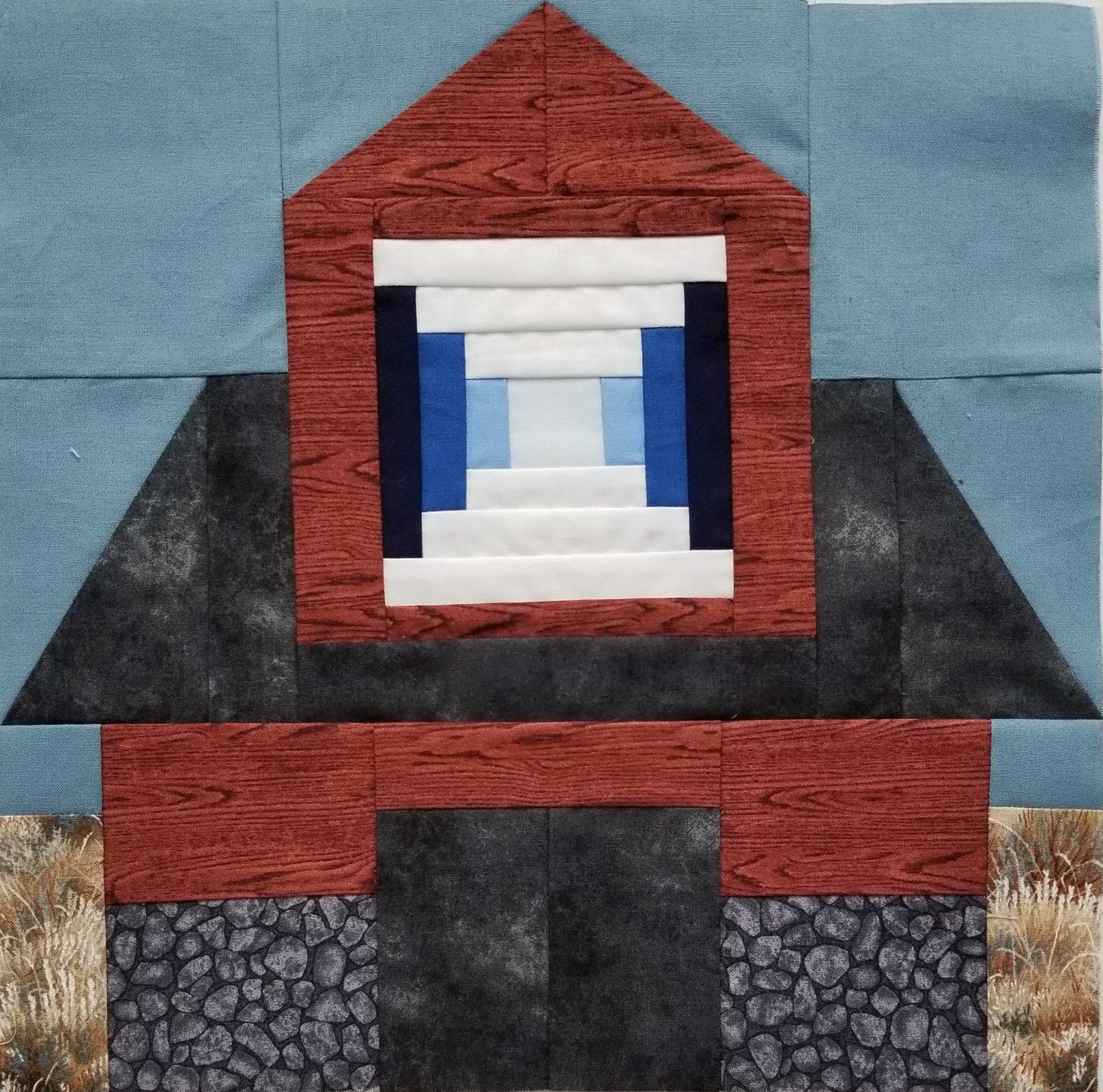 Barn Block #5 Kit