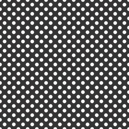 Medium Dots Black Riley Blake