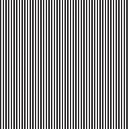 Stripes1/8 Black by Riley Blake Black