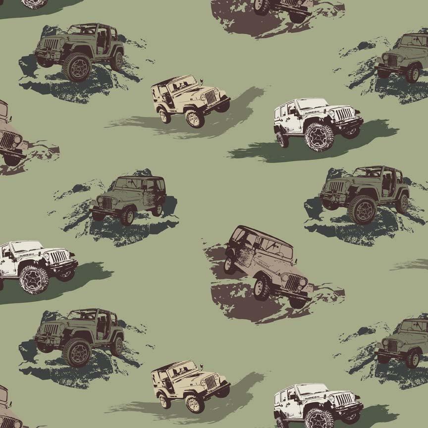 Jeep Main Green*