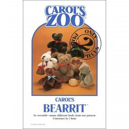Carol's Bearrit Pattern