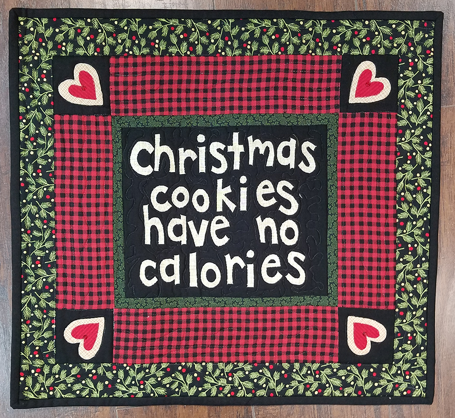 Christmas Cookies Pattern