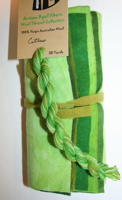 Citrus Wool 6-pack