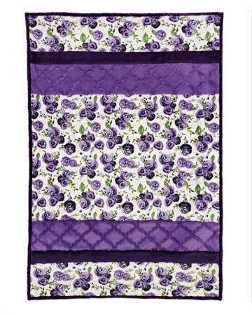 Picture Perfect Cuddle  Kit I Lilac You 38 x 58