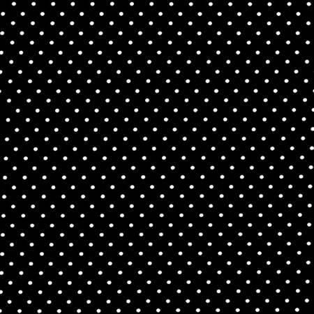 Pinhead Black Polka Dots