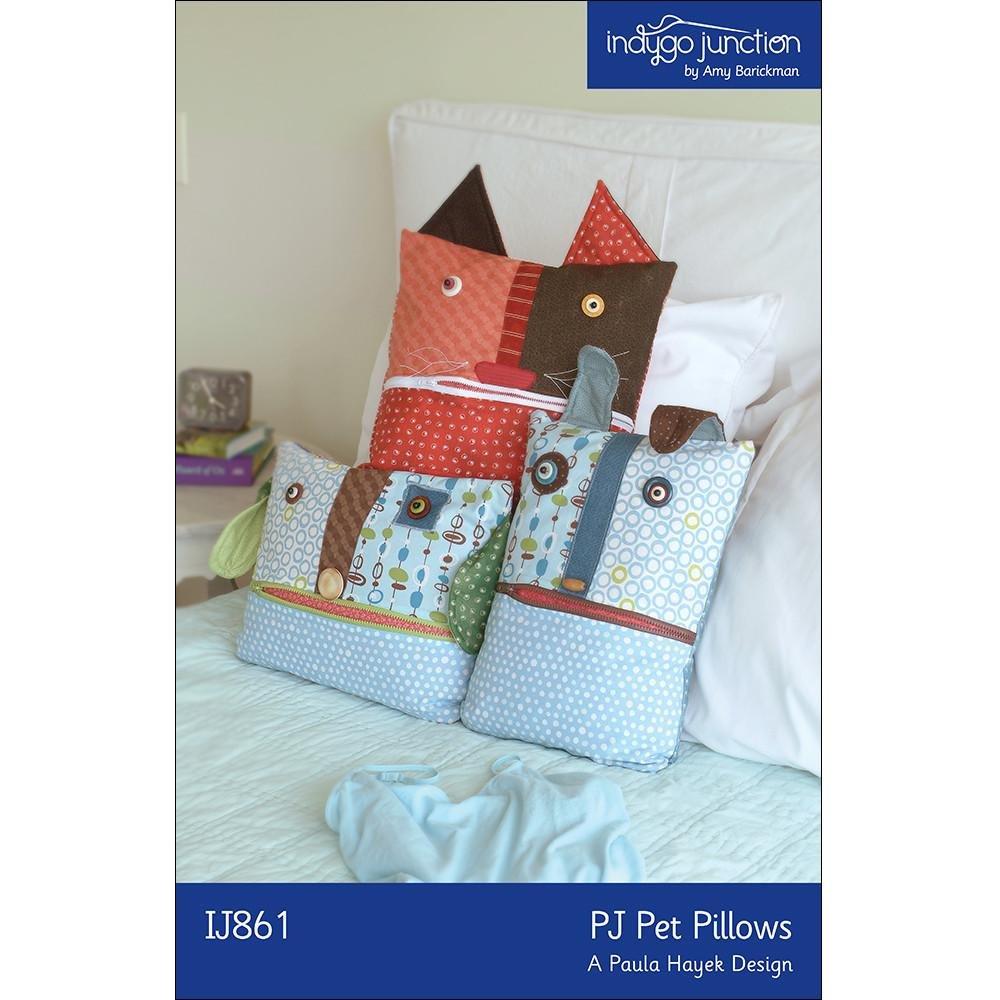 PJ Pet Pillow Pattern