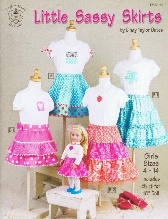 Little Sassy Skirts