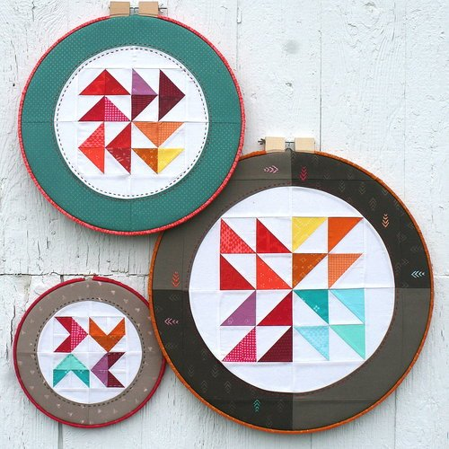 Hoop Quilts Pattern