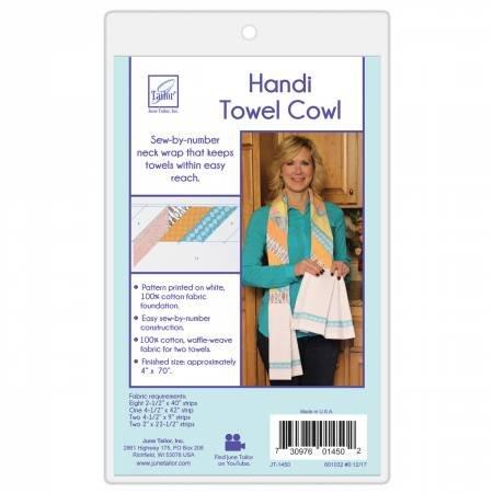 Handi Towel Cowl