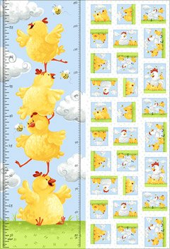 Susybees Pippa Growth Chart Panel