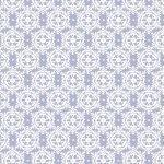 White Snowflakes on Gray