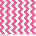 Laminate Medium Chevron - Neon Pink