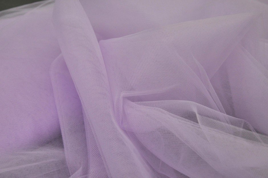 Tulle Pansy 54in