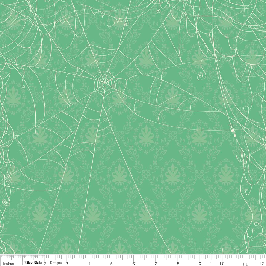 Witch Web Green