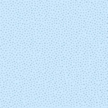 Blue Tonal Dot Suzybee