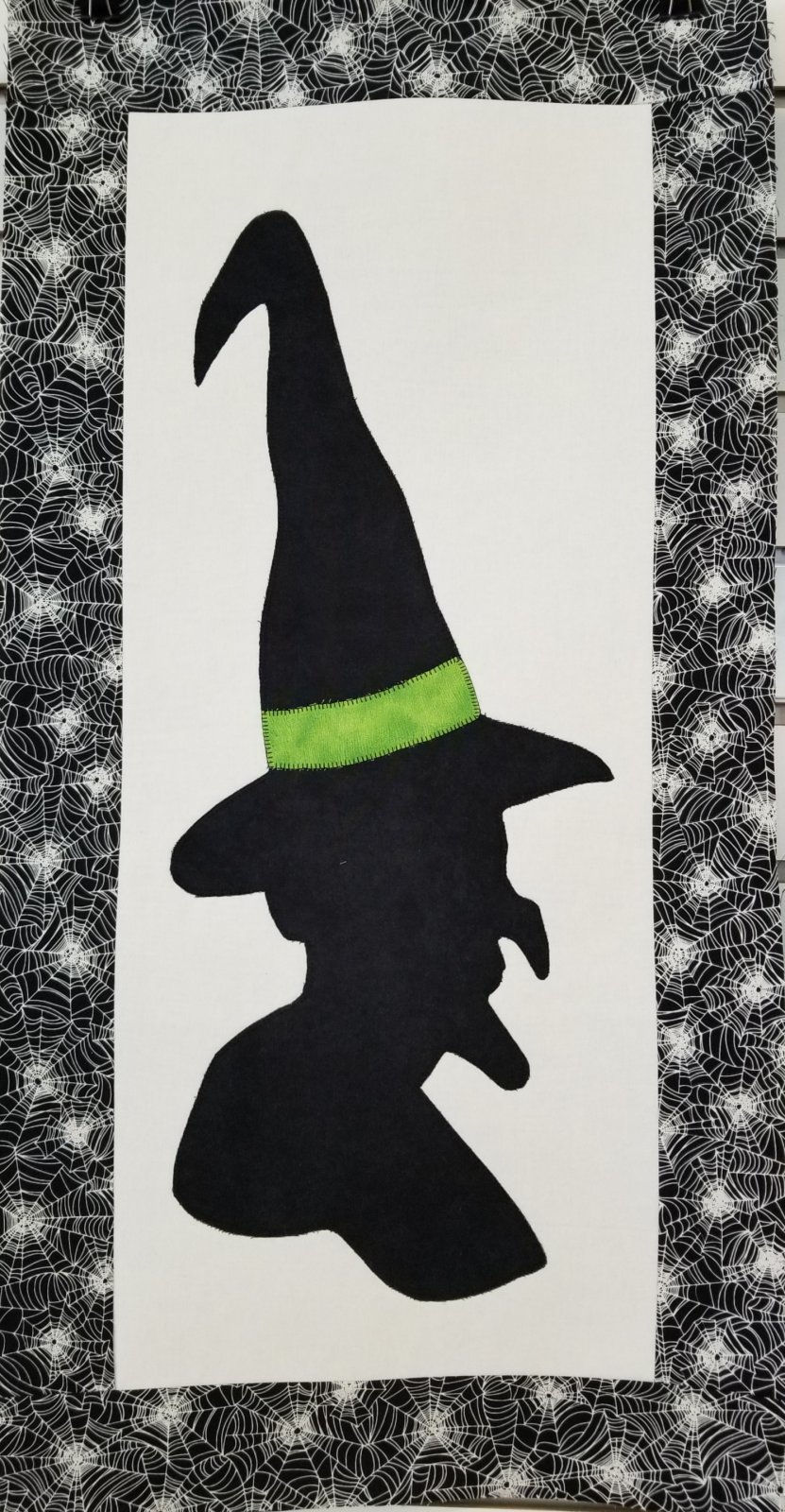Witchy Days of Fall Fabric Kit 14x28